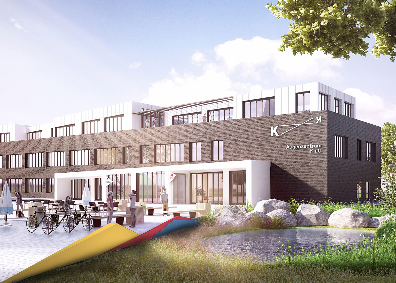 Das Augenzentrum Klatt eröffnet 2017 moderne Zentrum für Augenheilkunde