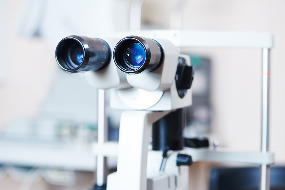 AMD Vorsorge beim Augenzentrum Klatt